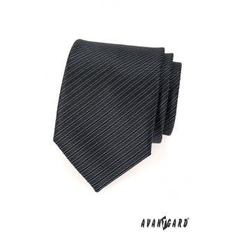 Pánská grafitová kravata zn. Avantgard 559-1585-0