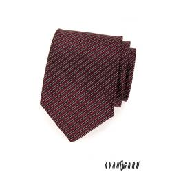 Pánská bordó kravata zn. Avantgard 559-1586-0