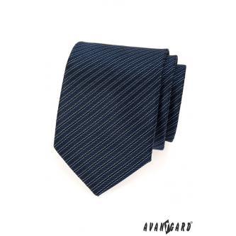 Pánská modrá kravata zn. Avantgard 559-1587-0