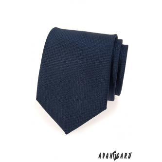 Pánská modrá kravata zn. Avantgard 559-1589-0