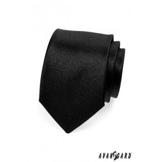 Pánská černá kravata zn. Avantgard 559-705-0