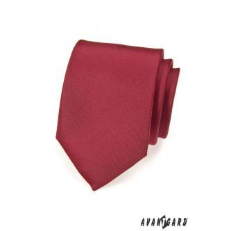 Pánská bordó kravata zn. Avantgard 559-7054-0