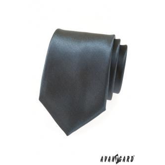 Pánská grafitová kravata zn. Avantgard 559-709-0