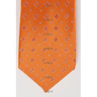 Pánská oranžová kravata zn. Avantgard 559-71014-0