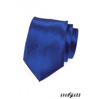 Pánská modrá kravata zn. Avantgard 559-735-0