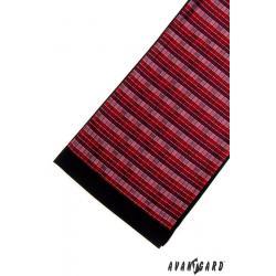 Pánská bordó šála zn. Avantgard 954-13056-0