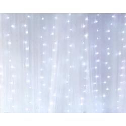 LED světelná stěna 8x4m