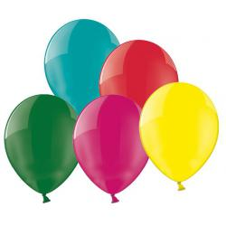 Balónek krystalický, více barev