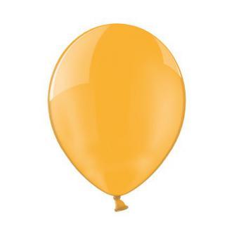 Lesklý nafukovací latexový balónek. Vhodný pro slavnostní výzdobu nebo svatební hry.