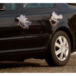Dekorace na kliky auta