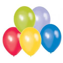 Nafukovací balónek barevný 100ks