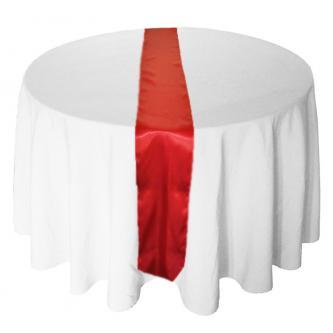 Saténový pás pro dekoraci židlí nebo svatební tabule 15 x 270 cm.
