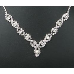 Svatební náhrdelník 28