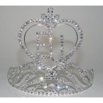 Korunky miss - 5806-0048EU1 - S00 - Krystal - stříbro