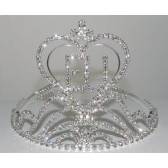 Korunky miss - 5806-0048EU2 - S00 - Krystal - stříbro