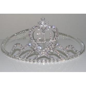 Korunky miss - 5806-0048EU4 - S00 - Krystal - stříbro