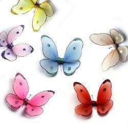 Dekorační motýlek